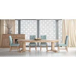 Parfondeval Oval Extendable Dining Table by Lark Manor