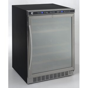 46 Bottle Dual Zone Freestanding Wine Cooler by Avanti Products