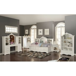 Eustice Panel Configurable Bedroom Set
