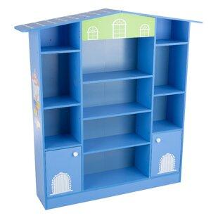 A Shaped Bookshelf