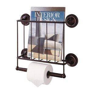 jolynn magazine rack - Bathroom Magazine Rack