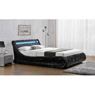 a34e473e241f Illuminated Headboard Beds You ll Love