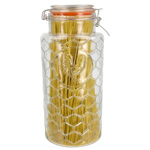 Glass Kitchen Canister