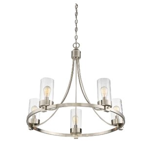 Farmhouse or Country Chandelier You\'ll Love
