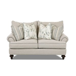 Wilson Loveseat by Klaussner Furniture
