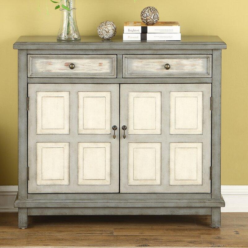 Gattilier 2 Drawer 2 Door Cabinet & Reviews | Birch Lane