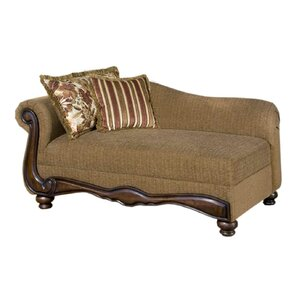 Tabatha Chaise Lounge by Fleur De Lis Living