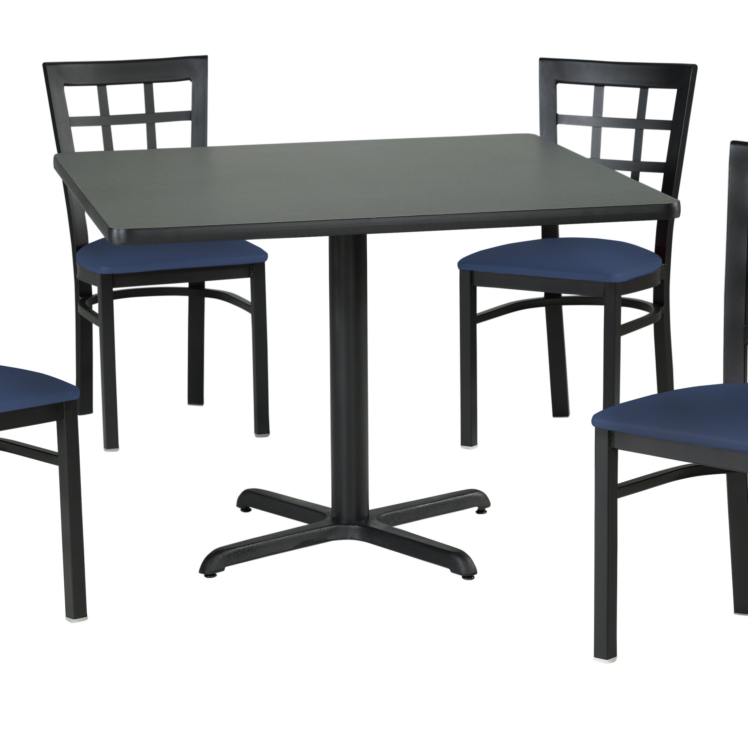 Premier hospitality furniture dining table wayfair for Table 85 restaurant menu