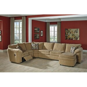 Allensby Reclining Sectional by Red Barrel S..