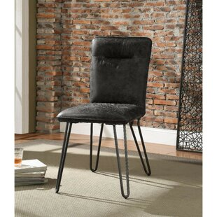 Lima Hairpin Legs Upholstered Dining Chair Set Of 2