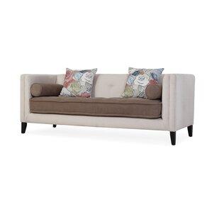 Frances Classic Modern Sofa by Handy Living