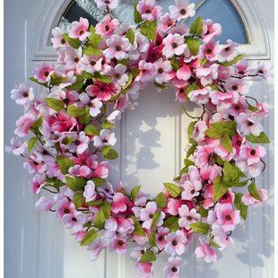 Wreaths Youll Love Wayfair - Summer-decorating-ideas-with-flowers-for-your-loft