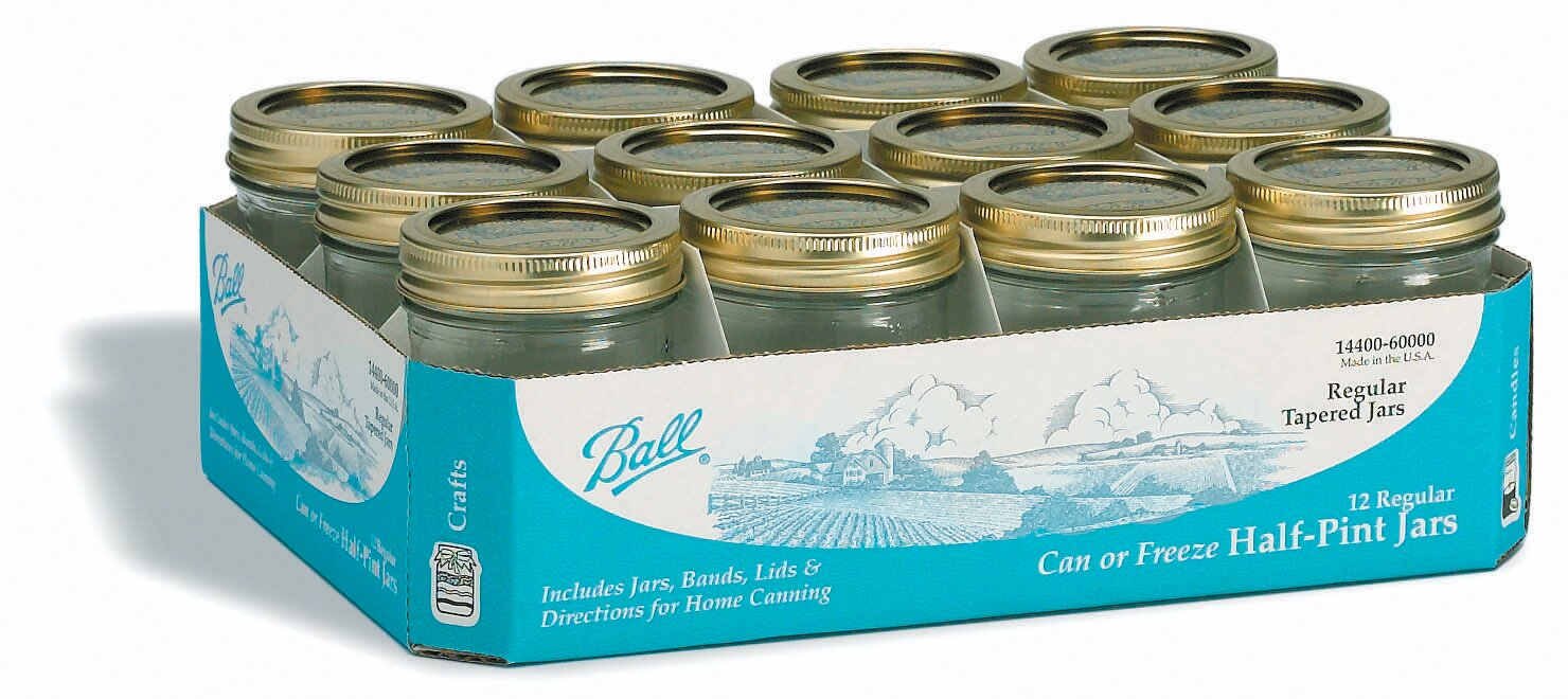 Ball Mason Canning Jar Set