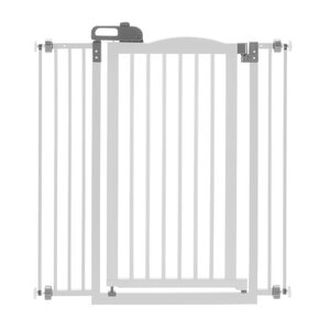 One-Touch Pressure Mounted Pet Gate