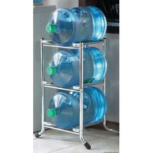 Three Tier Water Cooler/Dispenser Storage