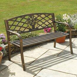 metal garden furniture - Garden Furniture Chairs