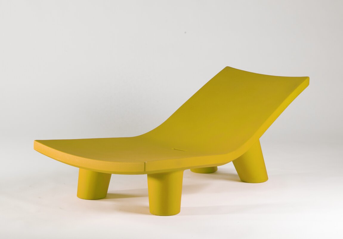 Low Lita Chaise Lounge : yellow chaise lounge - Sectionals, Sofas & Couches