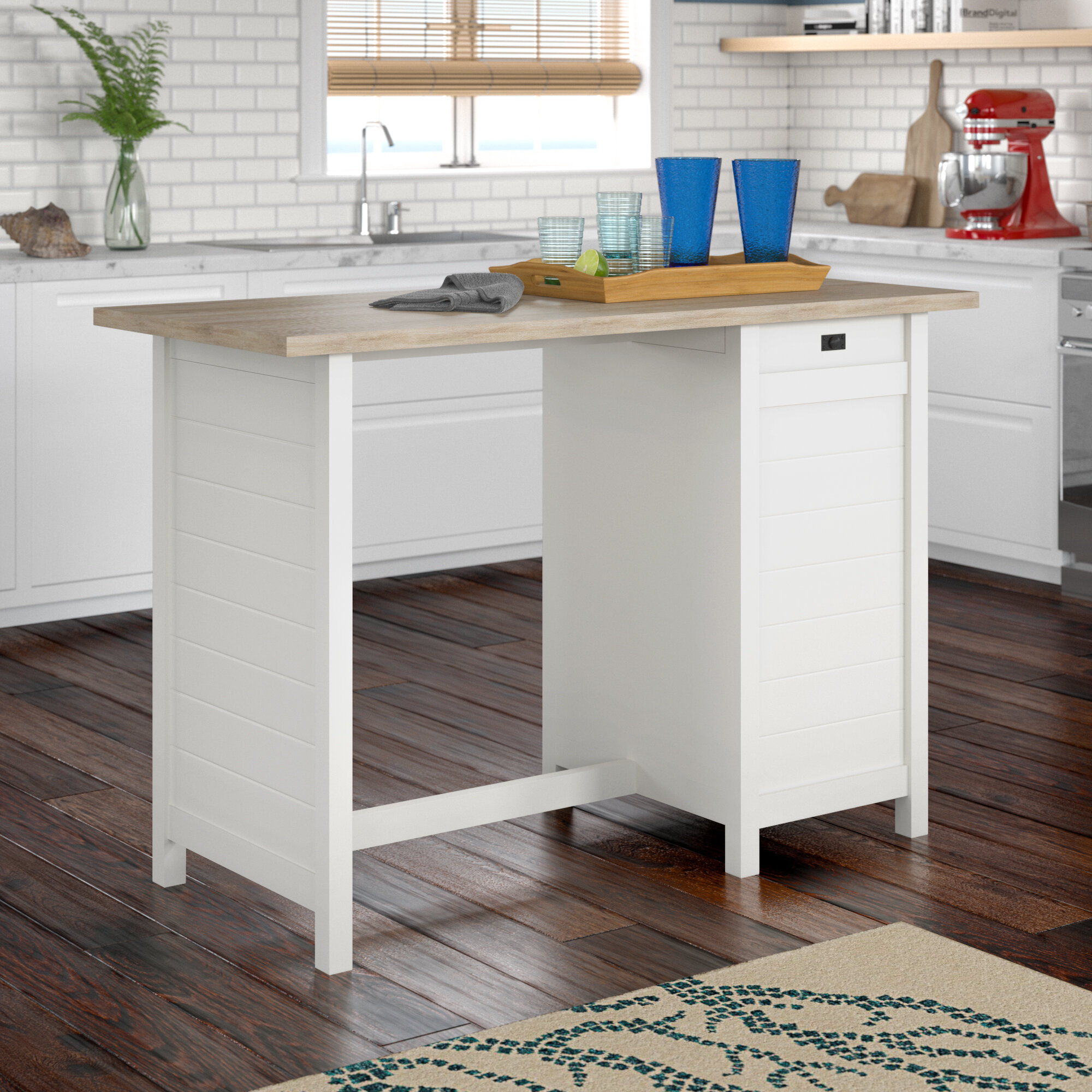 Beachcrest Home Hampton Kitchen Island with Lintel Oak Top & Reviews on kitchen party gifts, kitchen silver ideas, kitchen bathroom ideas, kitchen hardware ideas, kitchen wood ideas, kitchen camera ideas, kitchen unique ideas, kitchen furniture ideas, kitchen decorating ideas, unique sewing craft ideas, kitchen office ideas, kitchen wine ideas, kitchen gifts for lovers, kitchen hat ideas, kitchen anniversary ideas, kitchen cooking ideas, kitchen tree ideas, kitchen favor ideas, kitchen fruit ideas, kitchen photography ideas,