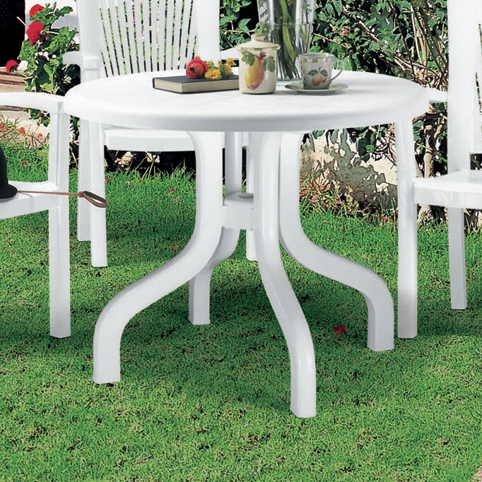 SCAB Ribalto Round Folding Outdoor Dining Table Reviews