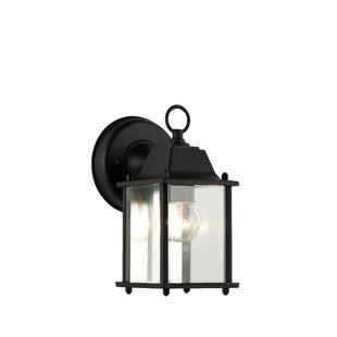 Outdoor lighting sale joss main ember 1 light outdoor wall lantern aloadofball Gallery
