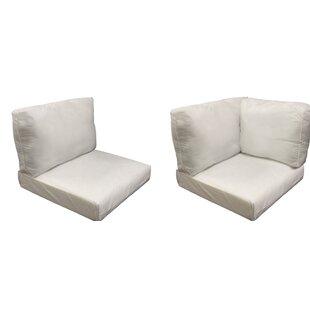 Outdoor Chair Cushions 15 X 15 Wayfair Ca