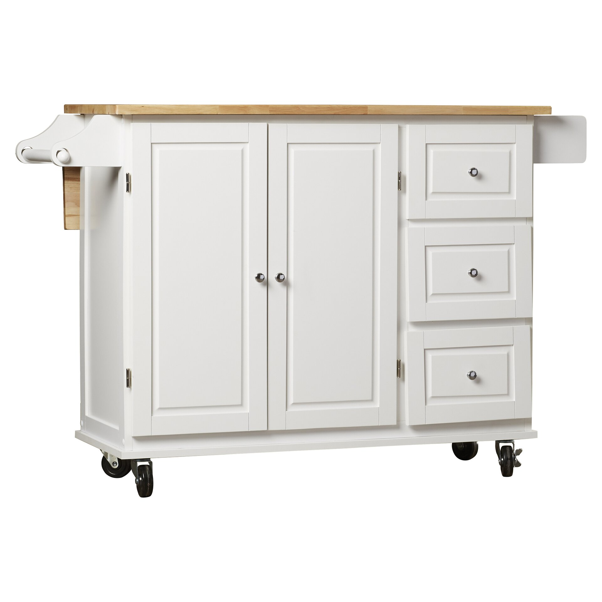 arpdale kitchen island with wood top amp reviews birch lane old paint design