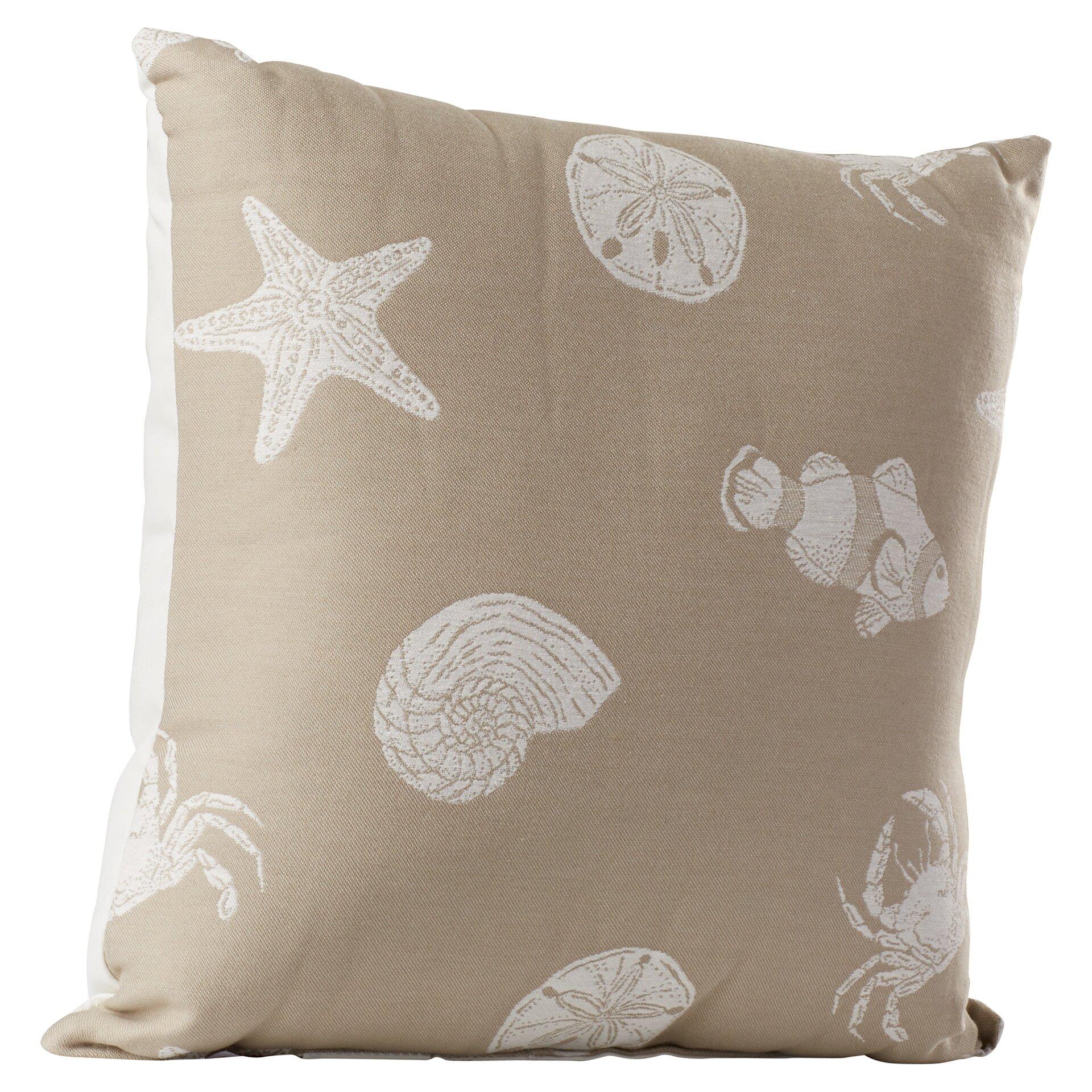 Beachcrest Home Santa Rosa Throw Pillow Amp Reviews Wayfair