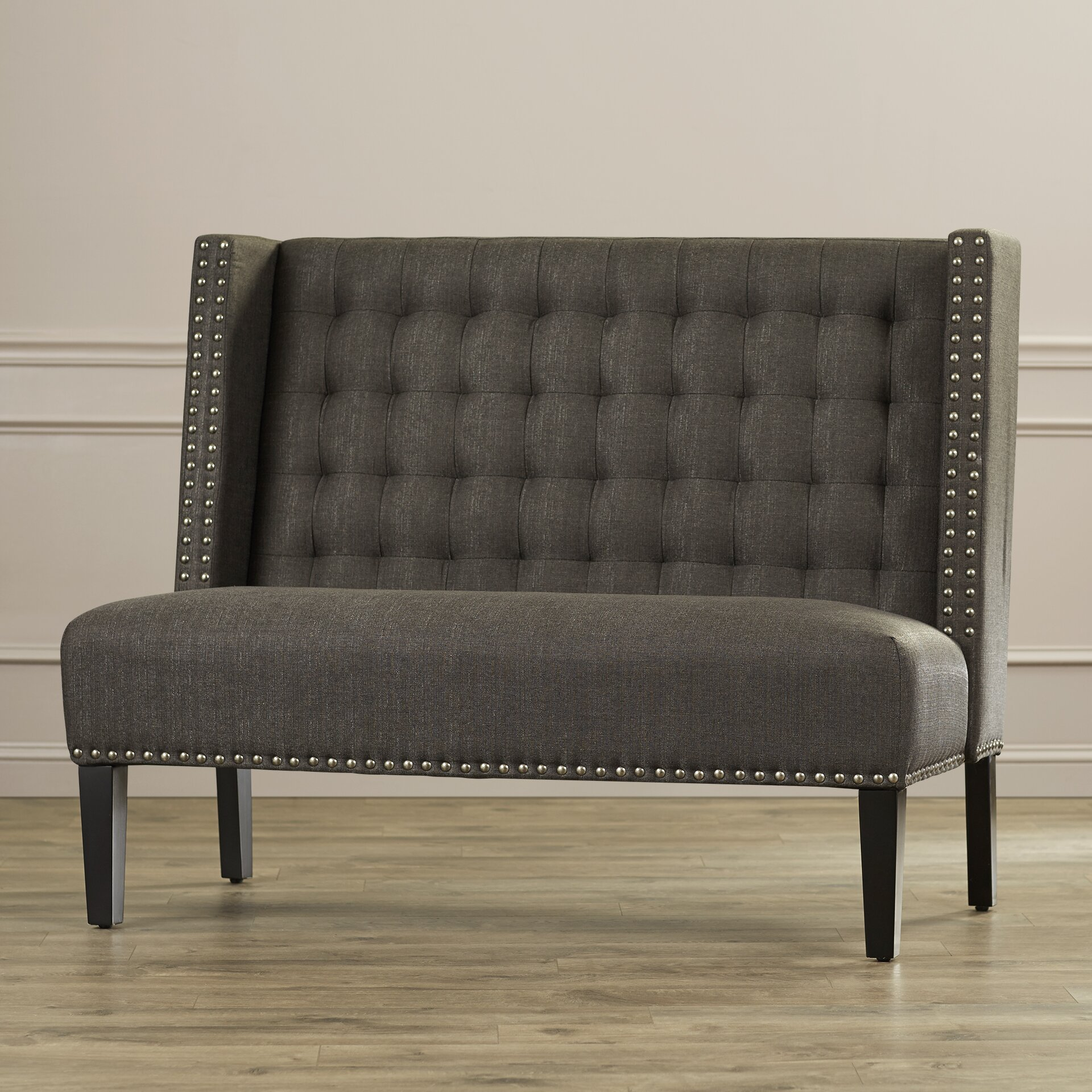 House Of Hampton Aline Upholstered Entryway Bench