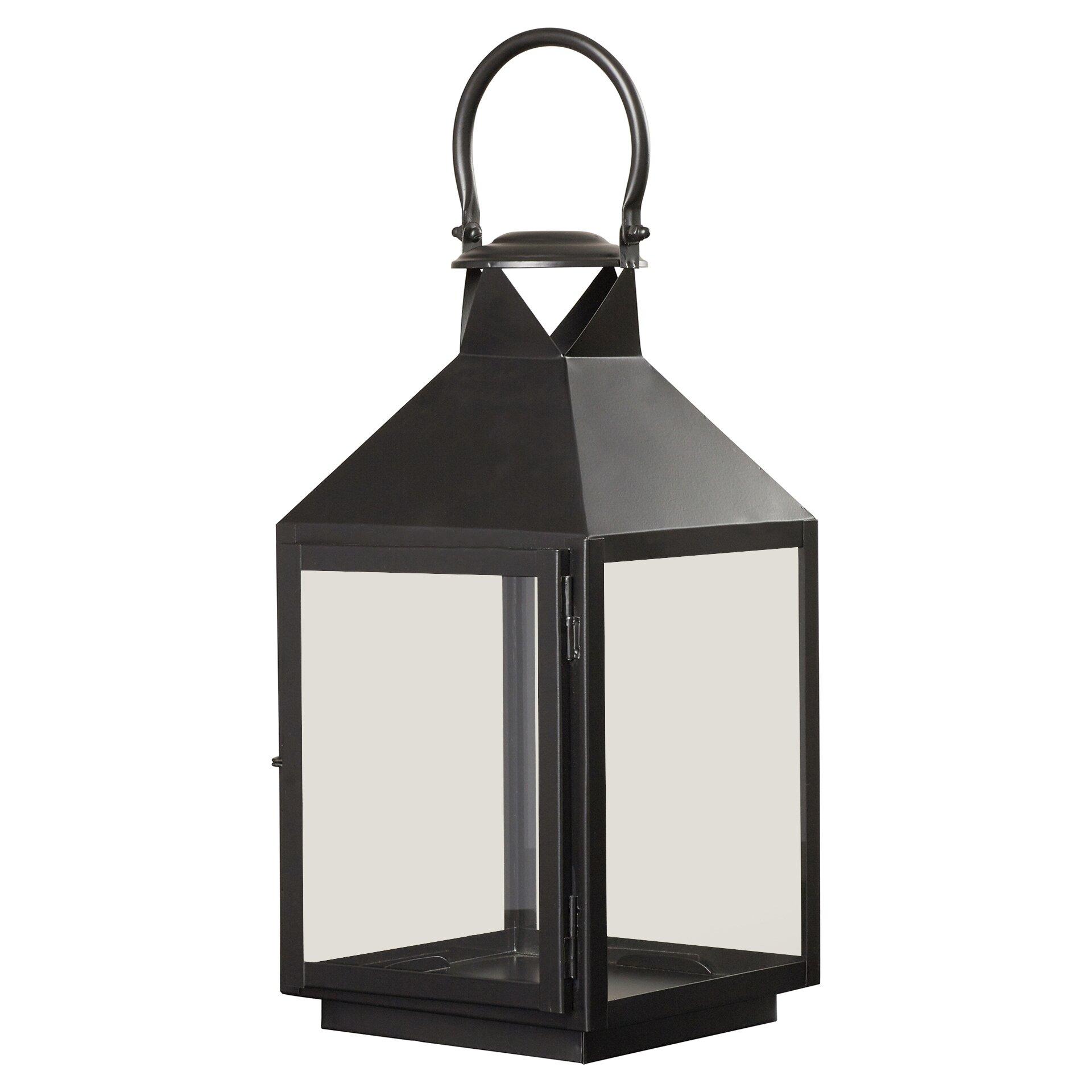 Beachcrest Home Bodalla 3 Light Metal Vanity Light Reviews: Harpswell Metal Lantern & Reviews