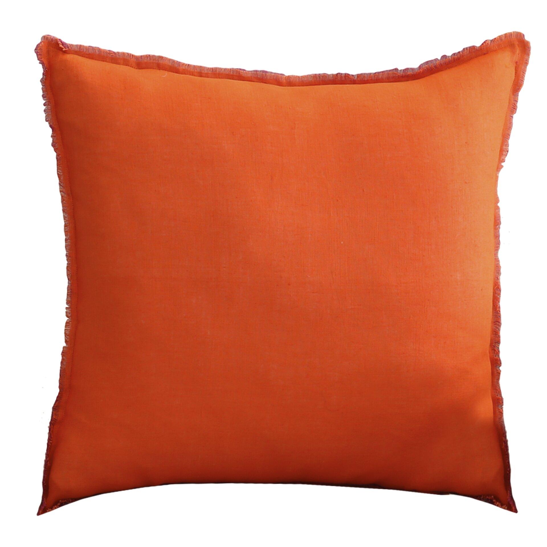 Bard Linen Throw Pillow & Reviews AllModern