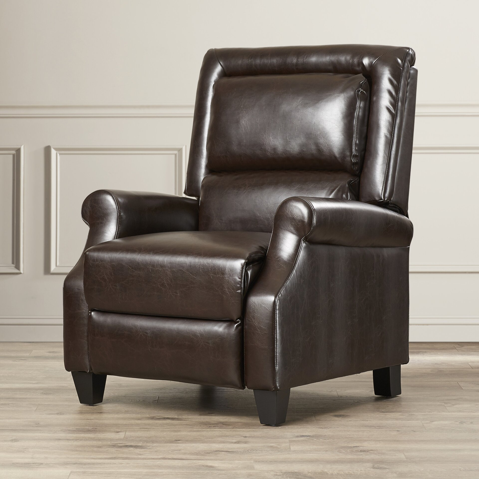 Club chair recliner - Millwood Reclining Chair
