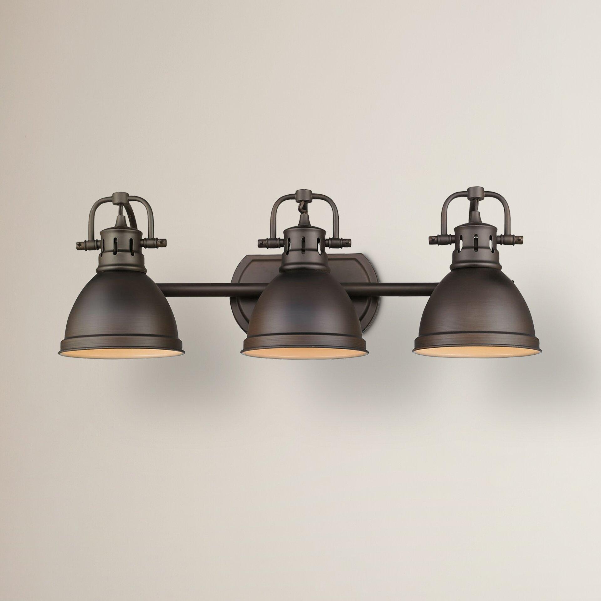 Beachcrest Home Gotha 3 Light Vanity Light Reviews: Beachcrest Home Bodalla 3-Light Vanity Light & Reviews