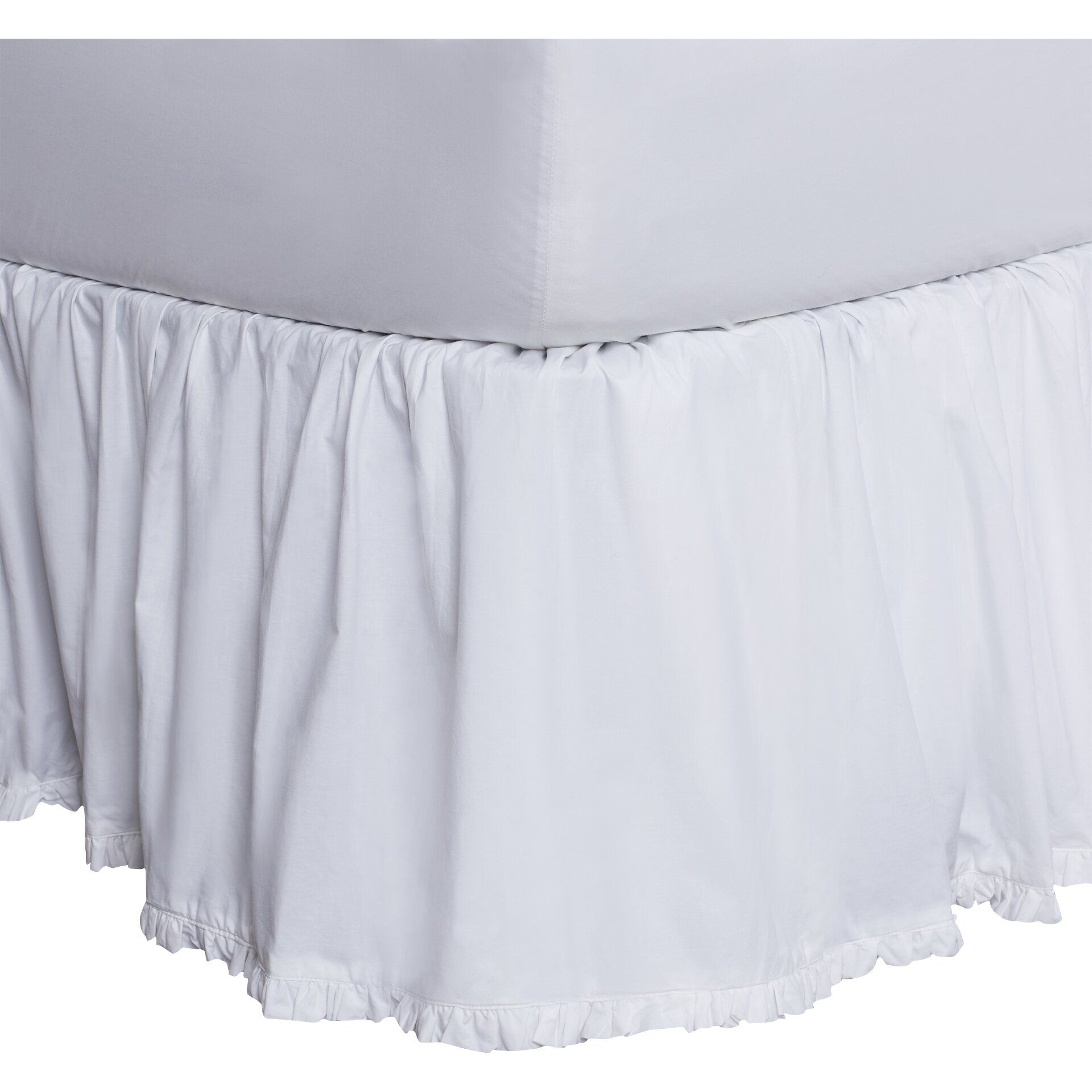 Cotton Bed Skirt 105