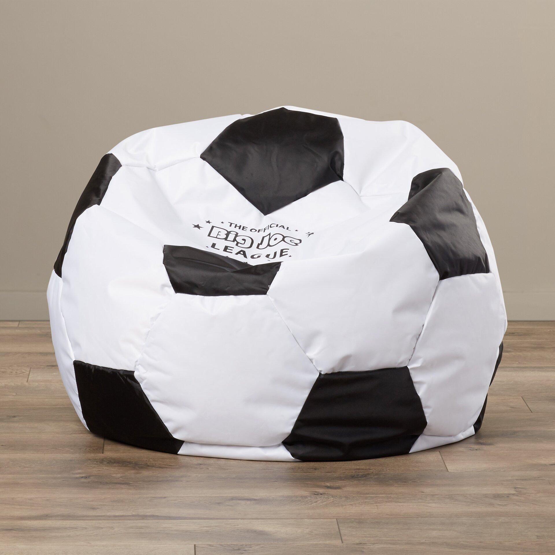 Comfort Research Big Joe Soccer Bean Bag Chair Amp Reviews