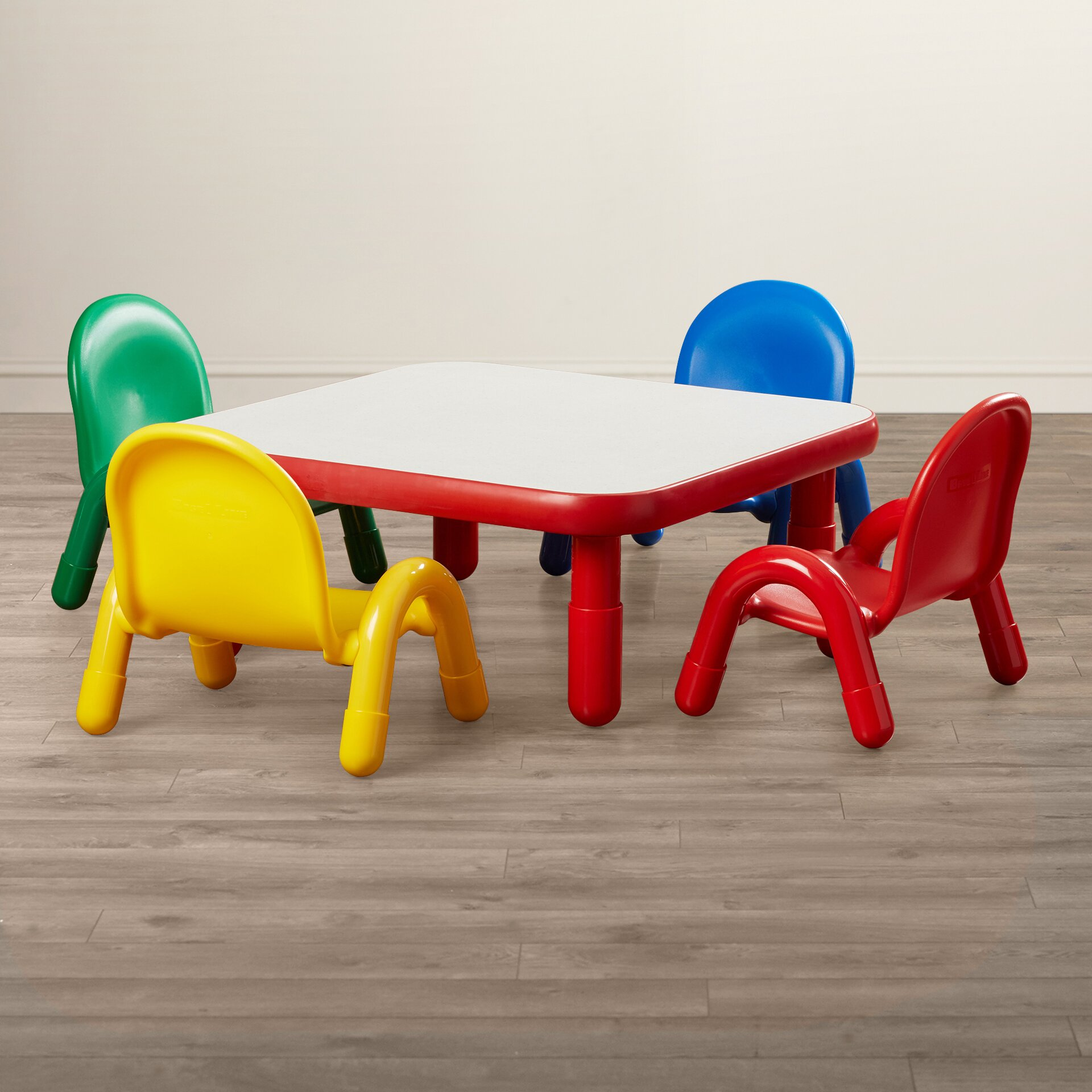 Angeles BaseLine Toddler Table and Chair Set & Reviews