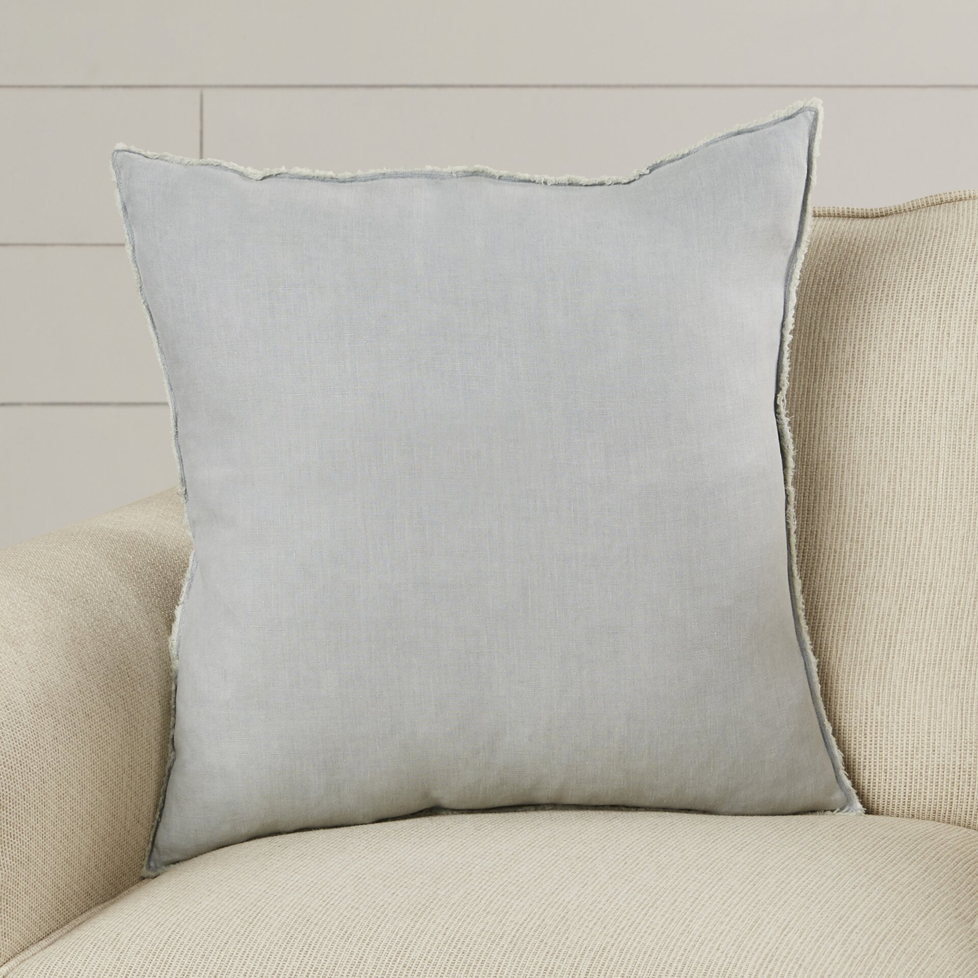 Levasseur Linen Throw Pillow & Reviews AllModern