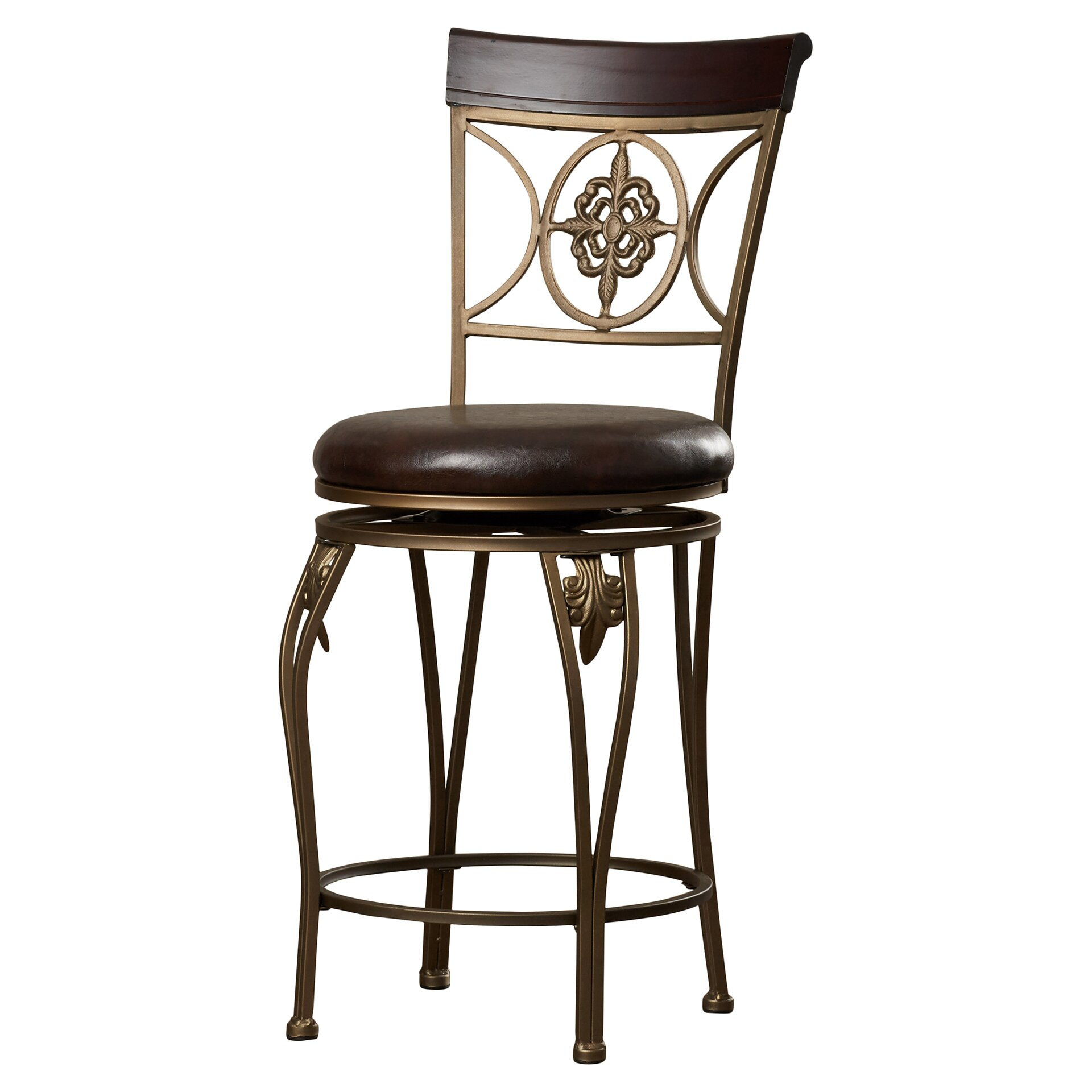 Astoria Grand Droskyn 24 Quot Swivel Bar Stool Amp Reviews