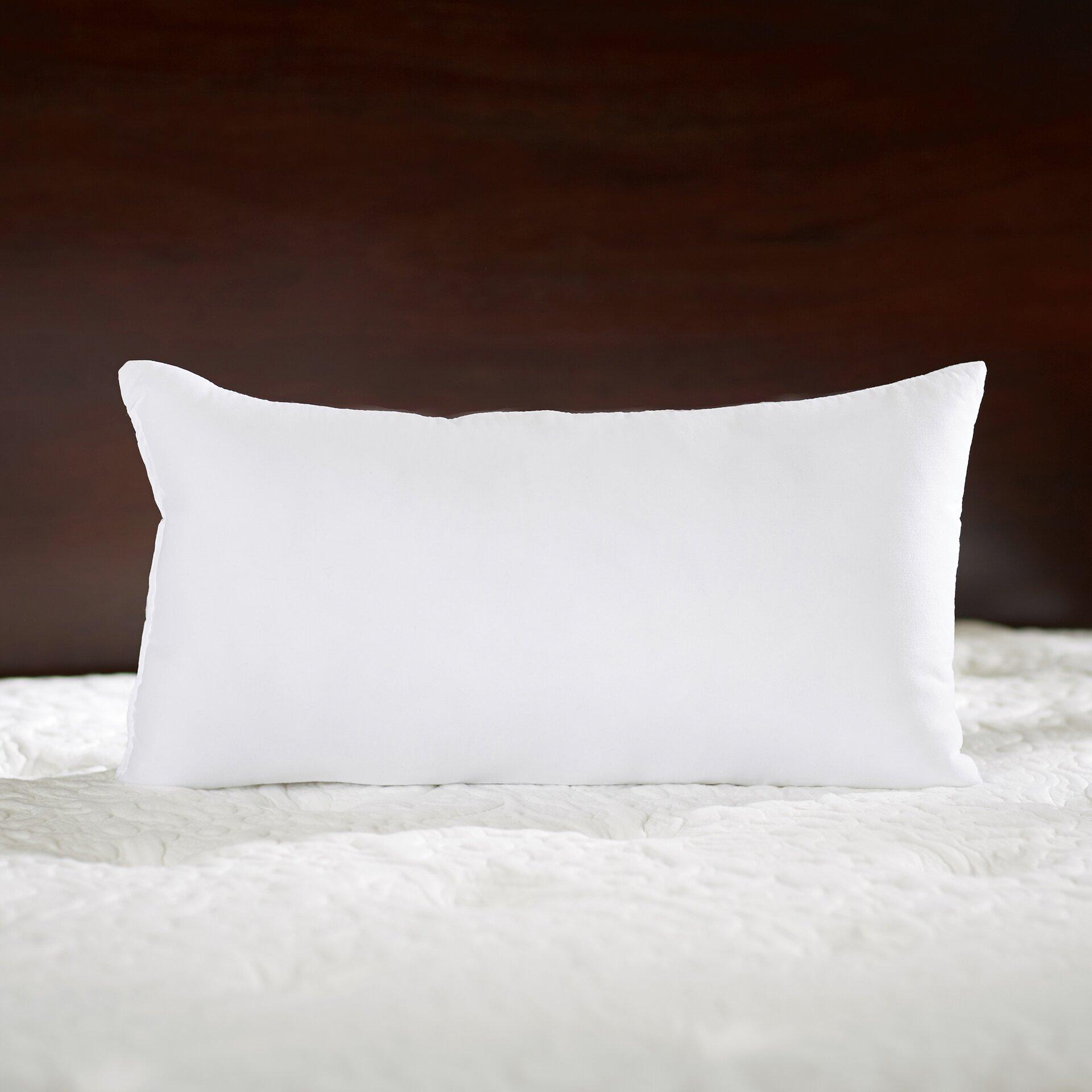 Wayfair Sofa Pillows: Wayfair Basics™ Wayfair Basics Throw Pillow Insert