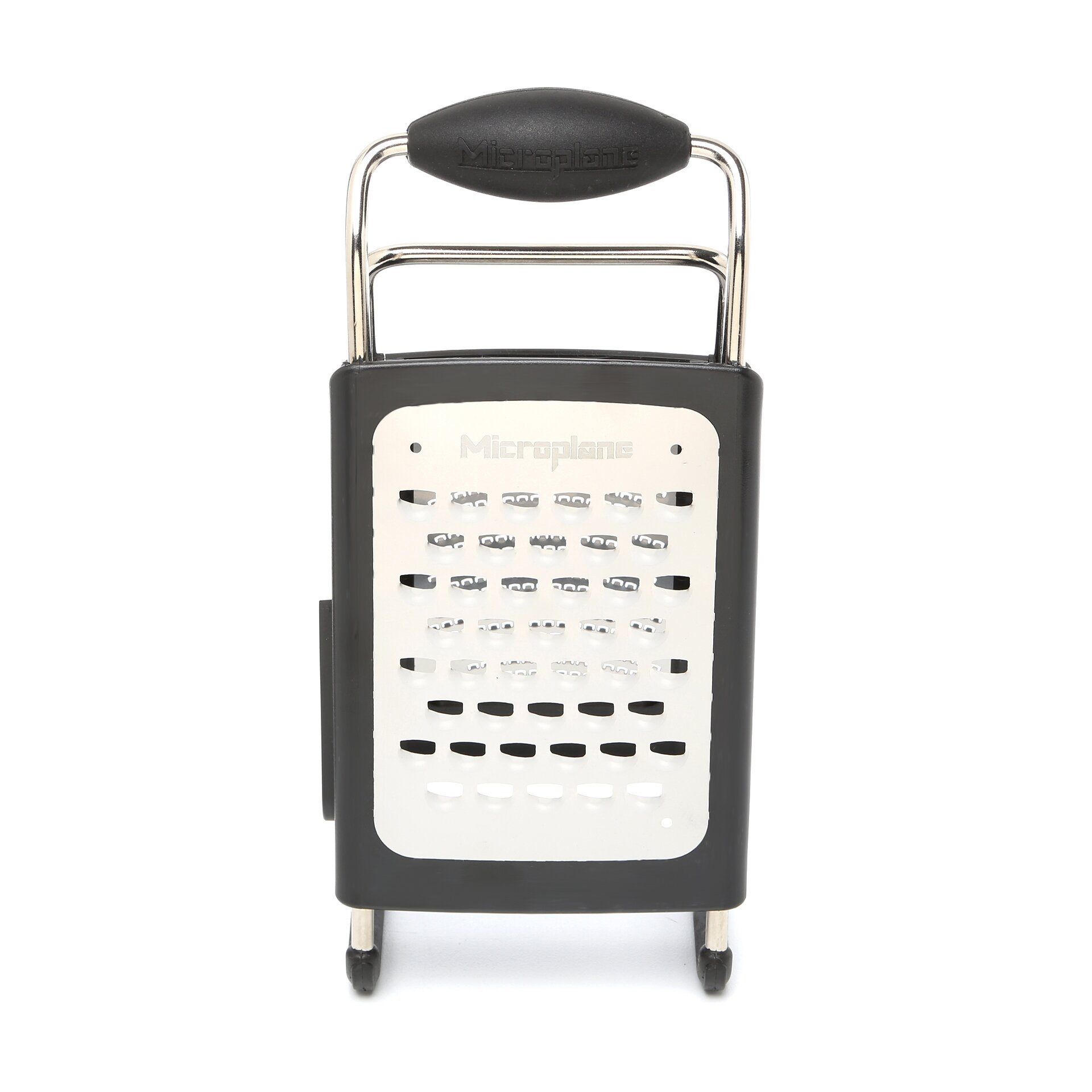 Microplane Specialty Four Sided Box Grater Amp Reviews Wayfair
