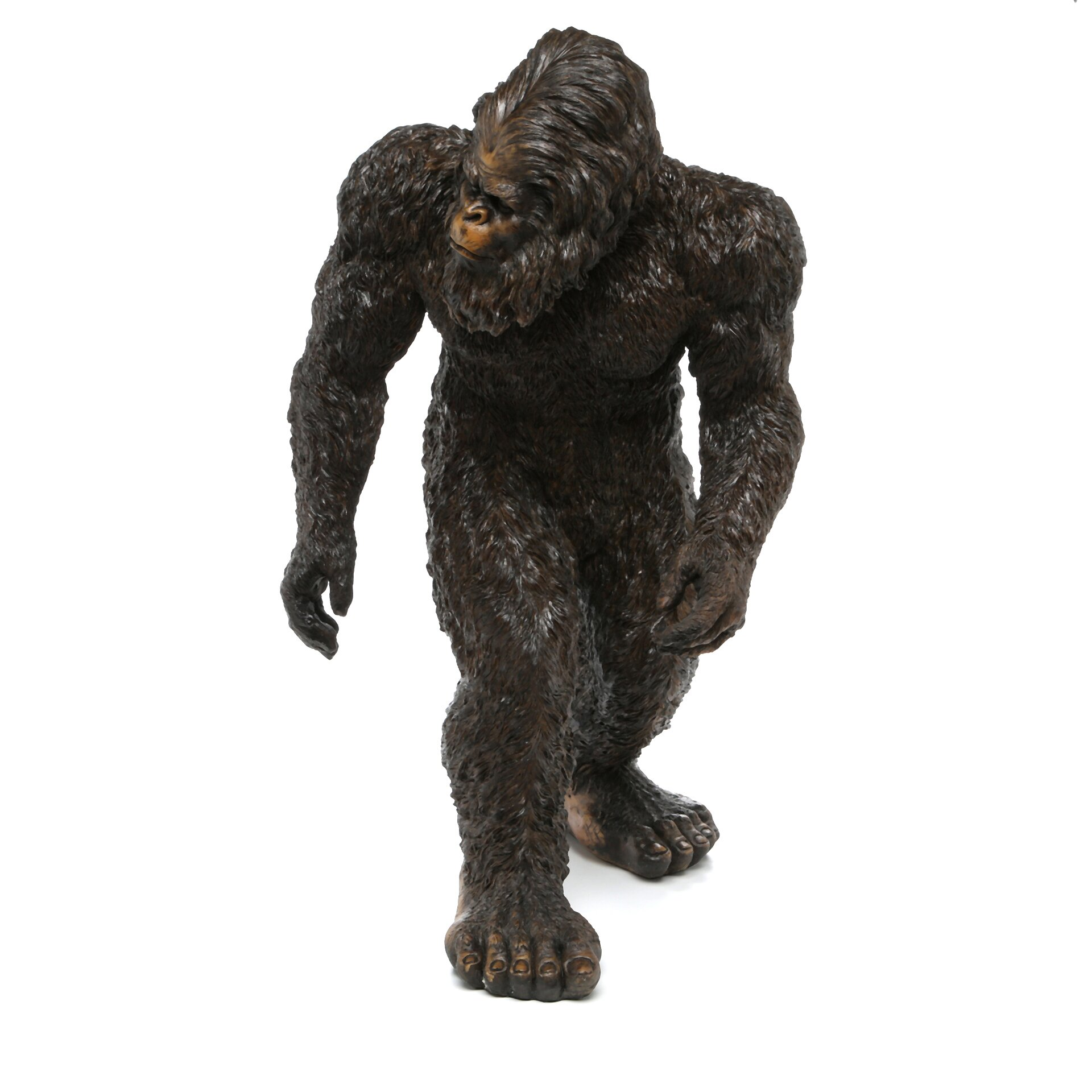Design Toscano Bigfoot The Garden Yeti Statue Amp Reviews