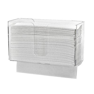 Wall-mounted Paper Towel Dispenser Alpine Industries