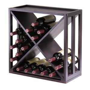 Thorndike 24 Bottle Tabletop Wine Rack..