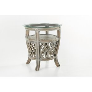 Nadine End Table by South Sea Rattan