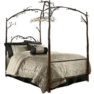 Attrayant Churchman Queen Canopy Bed