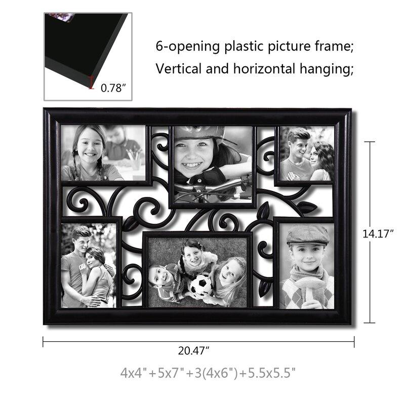 Fleur De Lis Living Elsmere 6 Opening Decorative Filigree Wall
