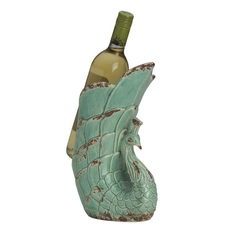 1 Bottle Tabletop Wine Rack