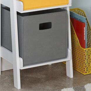 Folding Toy Storage Bin (Set Of 2)