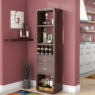 Port Augusta Transitional Bar with Wine Storage