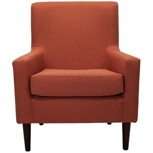 Superieur Orange Accent Chairs