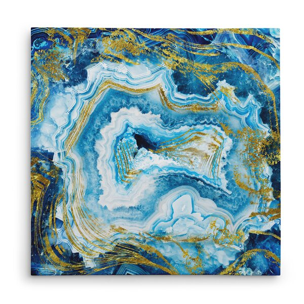 Abstract Wall Art You Ll Love In 2019 Wayfair Ca